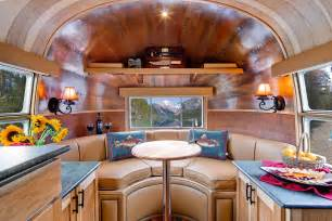 interior of mobile homes airstream flying cloud mobile home idesignarch interior design architecture interior
