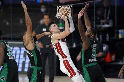 Miami Heat vs. Boston Celtics FREE LIVE STREAM (9/17/20 ...
