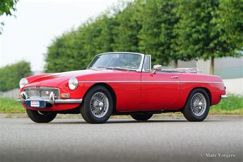 MG MGB roadster, 1969 - Welcome to ClassiCarGarage