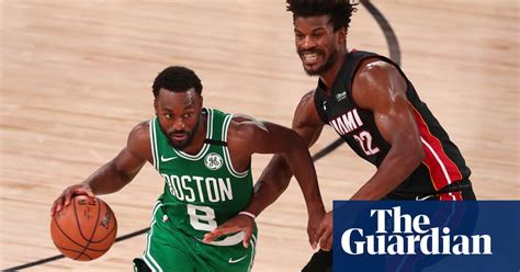 Tatum and Brown help Boston Celtics cool Miami Heat in ...