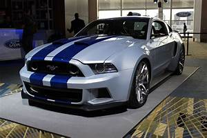 Closer Look At 'Need For Speed' Ford Mustang