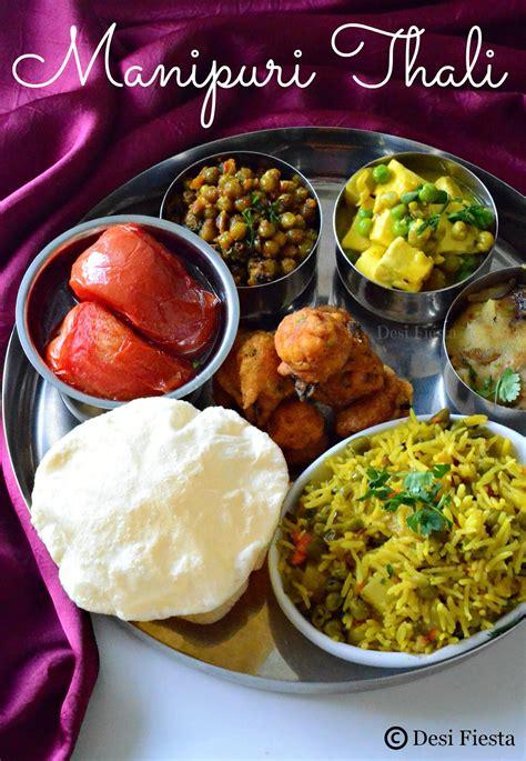 the of cuisine manipuri thali manipur cuisine