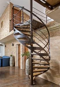 Escalier Moderne Pas Cher : photo dh47 spir 39 d co caisson escalier h lico dal d ~ Premium-room.com Idées de Décoration