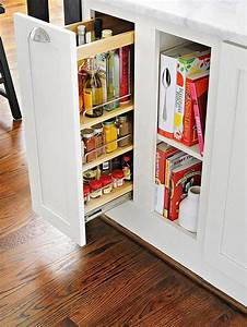 best kitchen storage 2014 ideas packed cabinets and drawers With like cooking spice rack ideas will good kitchen