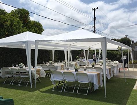 quictent    party tent gazebo wedding canopy bbq shelter pavilion  removable