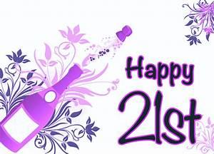 Happy 21st Birthday | www.pixshark.com - Images Galleries ...