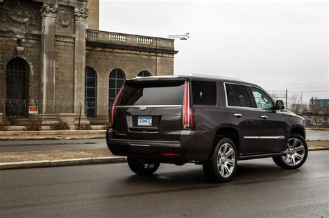 cadillac escalade review engine release date