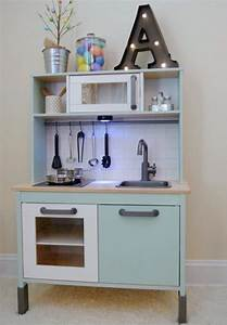 IKEA DUKTIG HACKS | Mommo Design