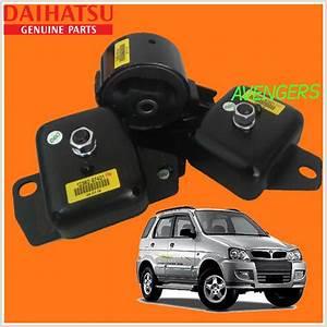Perodua Kembara Old  At  Mt  Daihatsu Engine Mounting Kit