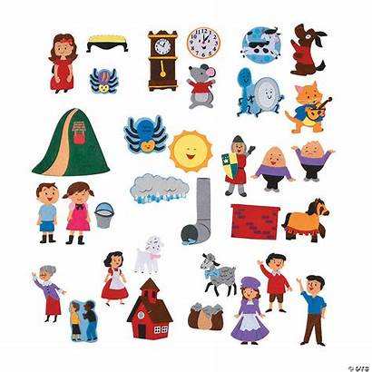 Nursery Rhyme Puppets Storytelling Rhymes Orientaltrading Activities