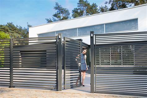 locinox tricone design led lighting  fences gates