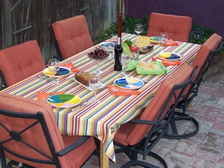 square patio table tablecloth with umbrella square patio tablecloth with umbrella modern patio