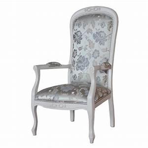 Fauteuil Style Voltaire : fauteuil voltaire chic achat vente fauteuil cdiscount ~ Teatrodelosmanantiales.com Idées de Décoration