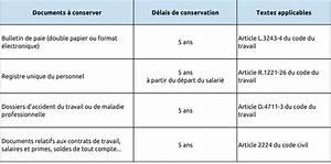 Document A Conserver : documents comptables les d lais de conservation ~ Gottalentnigeria.com Avis de Voitures