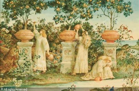 hesperides salon de jardin arbre g 233 n 233 alogique de la th 233 ogonie d h 233 siode
