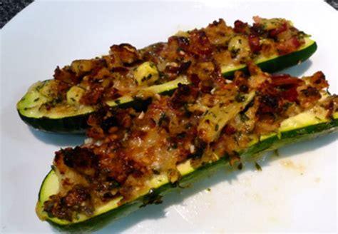 Stuffed Zucchini Boats Food Network by Stuffed Zucchini Boats Recipe Food
