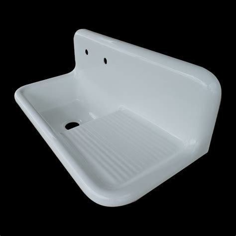 Single Bowl with Right Side Drainboard   Model #SBW4220