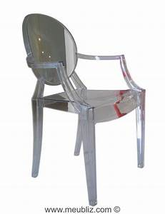 Fauteuil Louis Ghost Par Philippe Starck Meuble Design