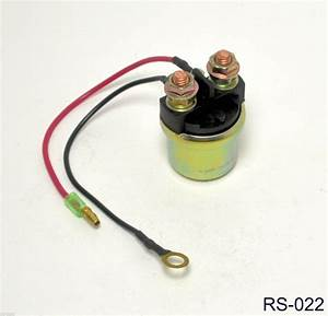 Starter Relay Solenoid For Mercury Outboard 50 50hp 60