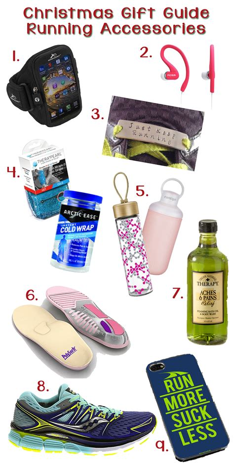 runner s christmas list accessory guide chic runner