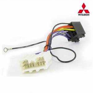 Connects2 Stereo Wiring Harness Adaptor Iso Lead For