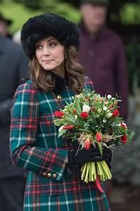 Kate Middleton and the Royal Family - Christmas Day ...  Royal