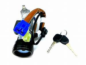 2004 Subaru Forester Ignition Steering Lock Assembly  Key