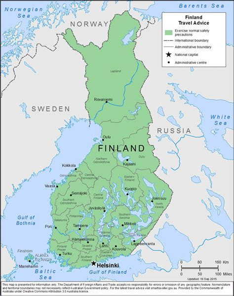 finland travel health insurance country review