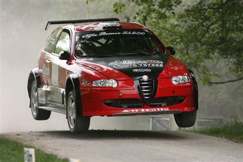 147 Alfa Romeo Rally Car, Alfa Romeo Racing Cars History