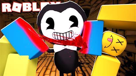 survive bendy  roblox youtube