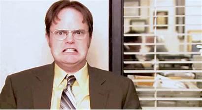 Office Dwight Schrute Meme Angry Rainn Wilson