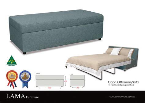 Capri Ottoman Sofa Bed The Australian Made Campaign