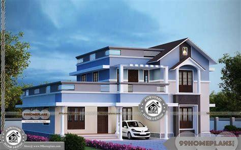 modern story homes cute simple kerala patterned designs