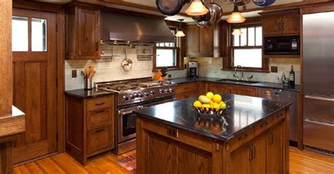 cabinet stain   floors soapstone countertops chrome appliances