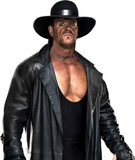WWE THE Undertaker PNG by Double-A1698 on DeviantArt