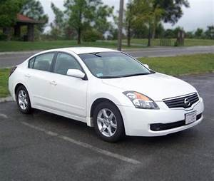 Nissan Altima Service Manual  2007