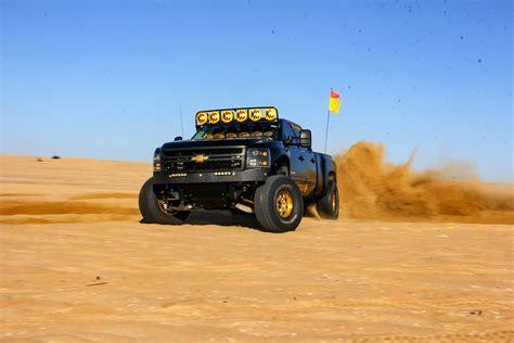 2011 Silverado 2500hd  Diesel Powered Prerunner