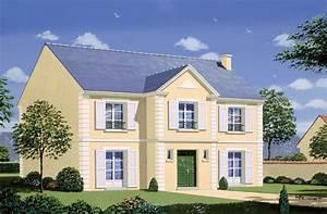 modele et plan de maison individuelle plessis With modele de construction maison