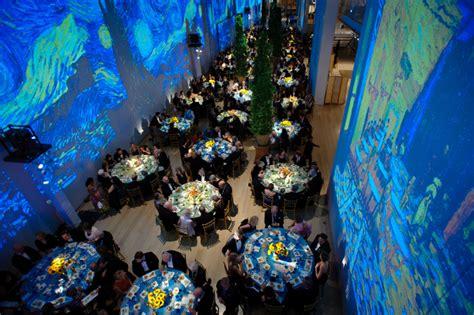 Van Gogh Gala At The Art Institute