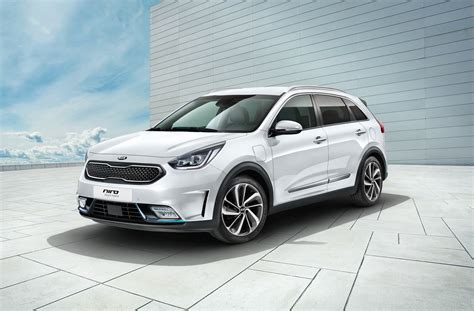 Kia Niro plug in hybrid revealed with 55km EV range