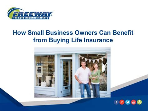 small business owners  benefit  buying life