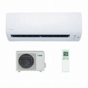 Climatisation Gainable Daikin Pour 100m2 : climatisation monosplit mural daikin gamme eco performance ~ Premium-room.com Idées de Décoration