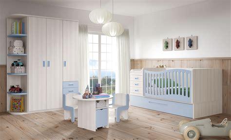 chambre bébé garçon bc30 lit évolutif avec gigogne