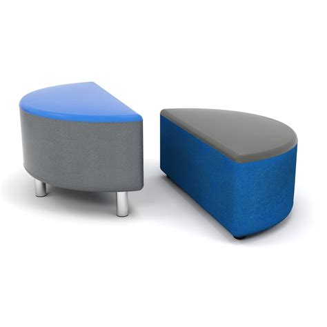 Circle Ottoman by Conclave Booth Curve Seat No Back Norvanivel Us