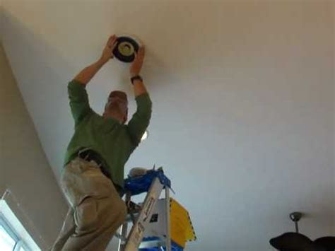 install wall  ceiling flush mount speakers youtube