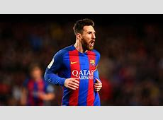 Barcelona Lionel Messi leads the LaLiga Pichichi top