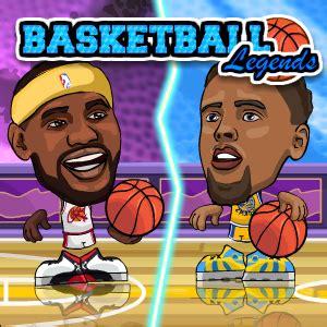 basketball legends play   games  yep