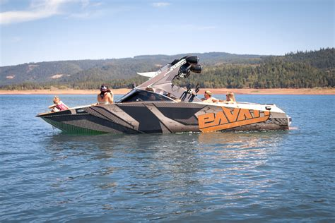 Pavati Boats by Boats Pros Pavati Al 24 Alliance Wakeboard