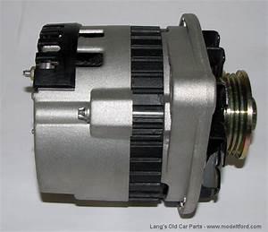Model T External Alternator  With Internal Regulator  5119altl