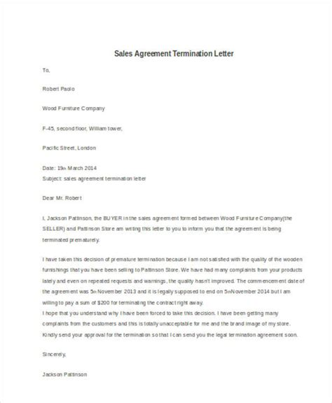 sales rep termination letter termination letter sles velodyne vaults into direct to